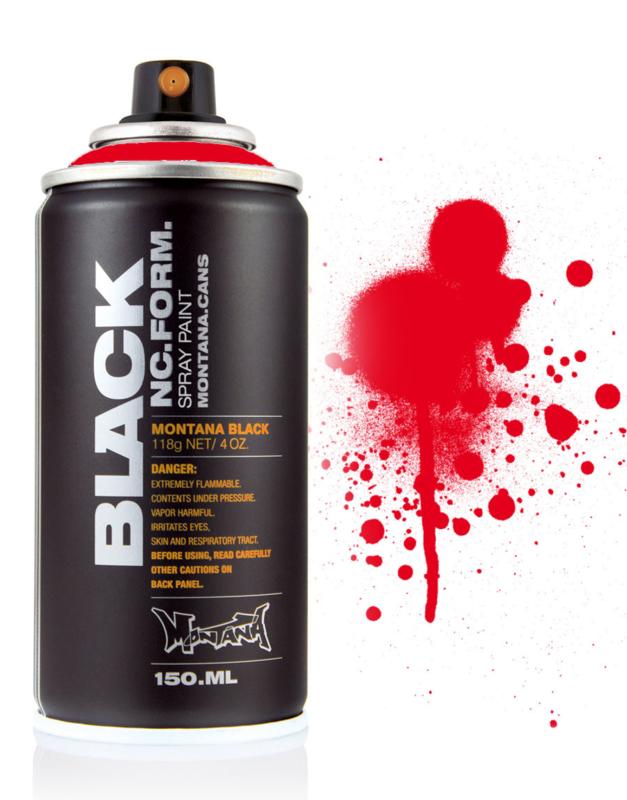 Montana Black Code Red 150ml