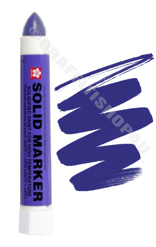 Sakura Solid Marker Purple