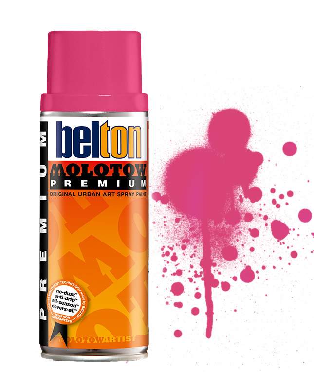 Molotow Premium  MAD C Psycho Pink