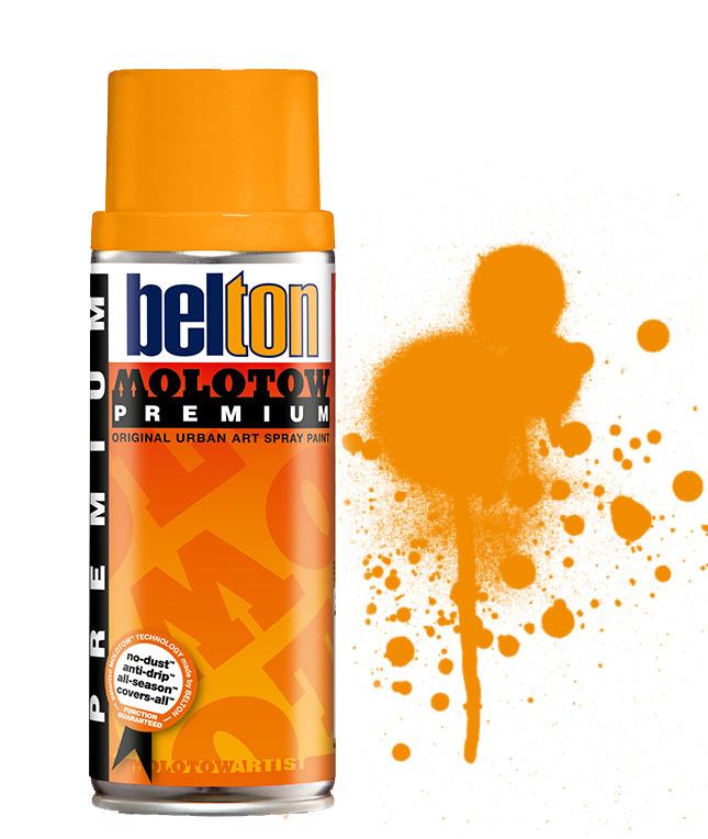 Molotow Premium  SLIDER Light Orange