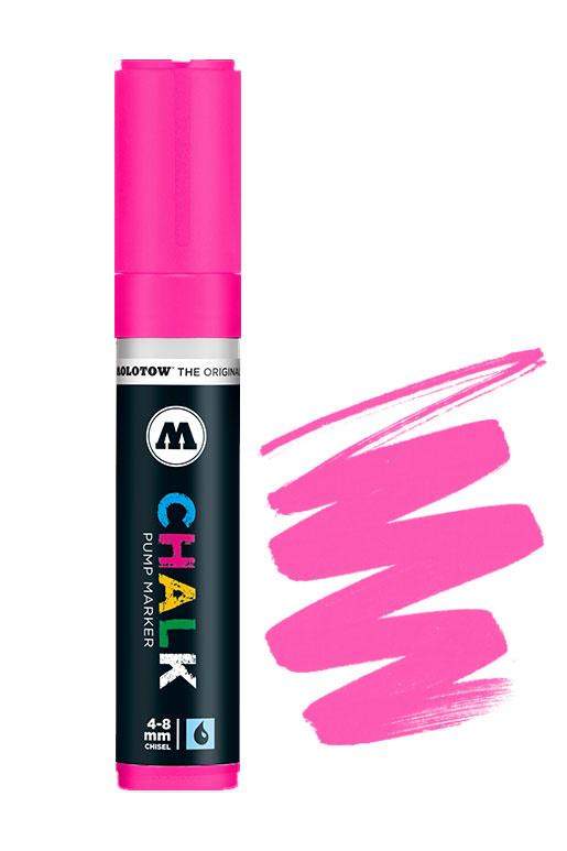 Molotow Chalk Marker 4-8mm Neon Pink
