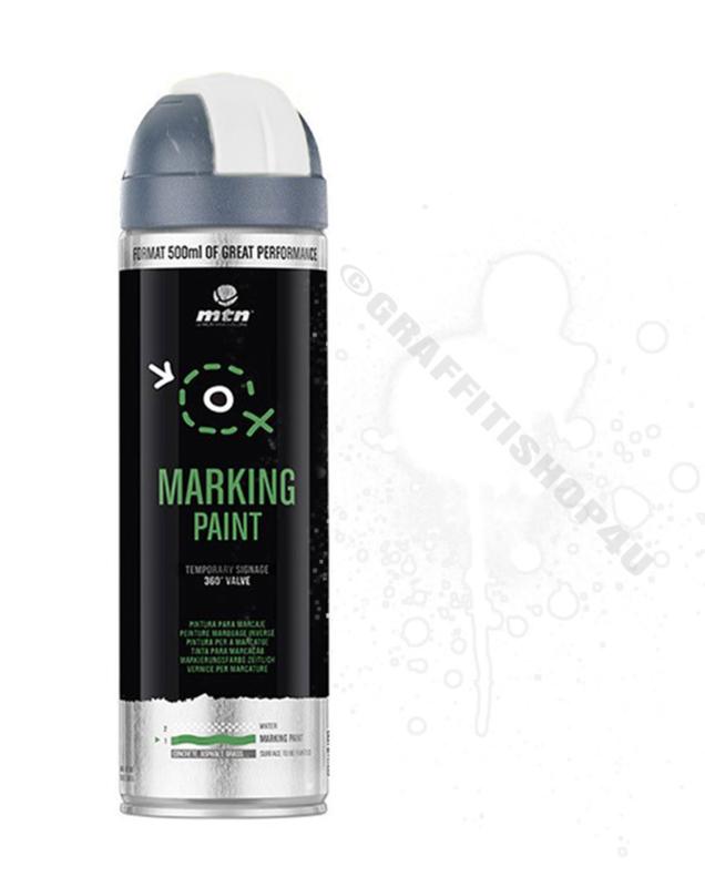 MTN  Markeringsverf  Reverse White