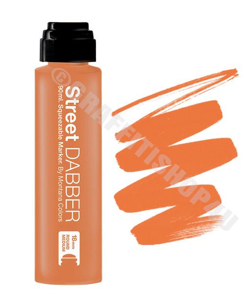 MTN Streetdabber 90ml Pastel Orange
