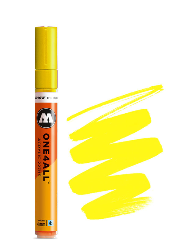 Molotow 227HS Zinc Yellow
