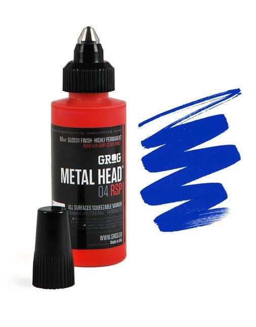 Grog Metalhead Marker Diving Blue