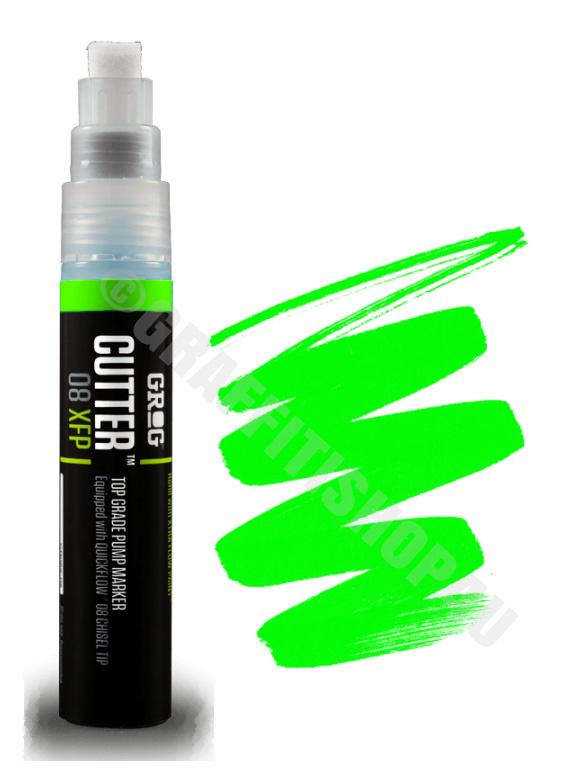 Grog Cutter 08 XFP Neon Green