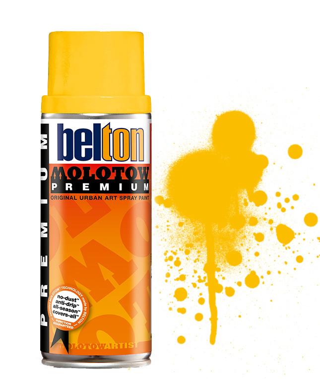 Molotow Premium  Golden Yellow