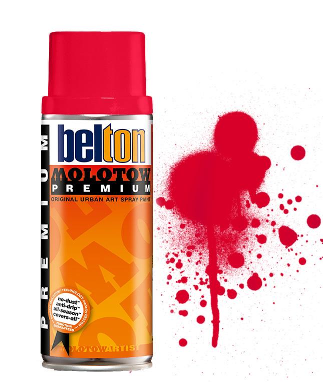 Molotow Premium  MAD C Cherry Red
