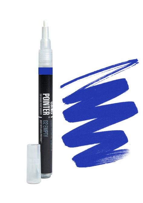 Grog Pointer 02 APP Diving Blue