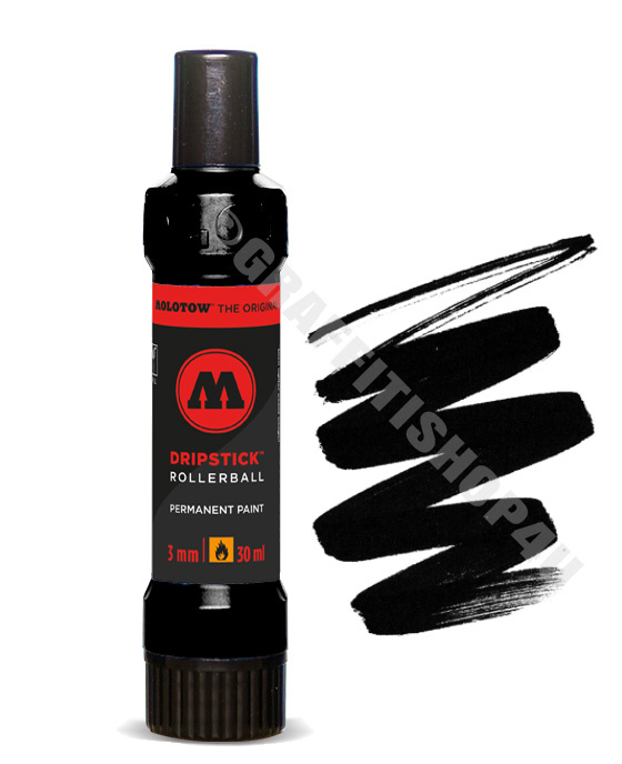 Molotow Dripstick Rollerball Signal Black