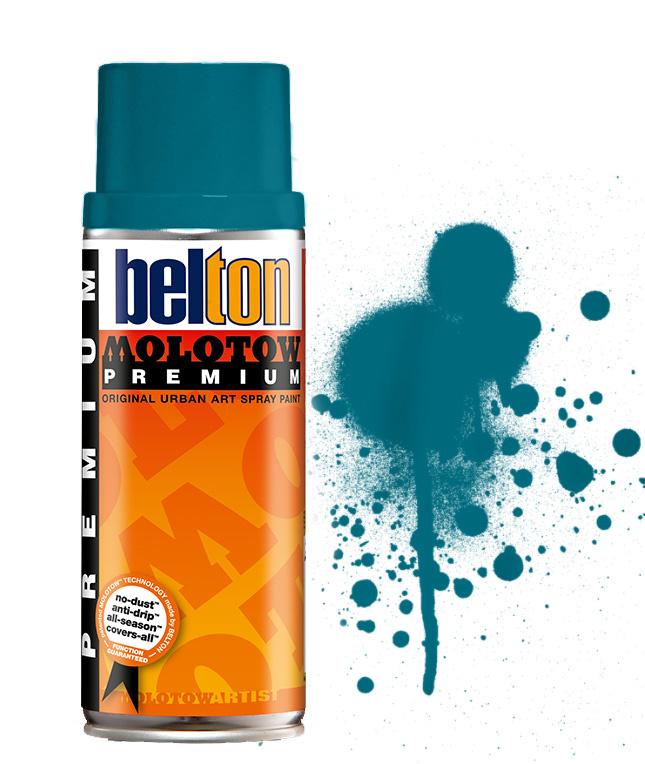 Molotow Premium  Petrol Blue