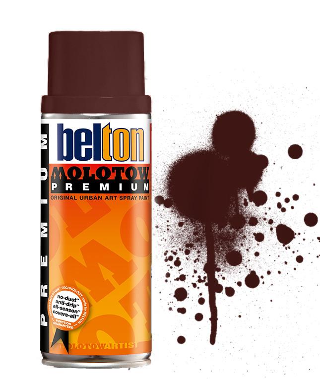 Molotow Premium  GESER Black Red