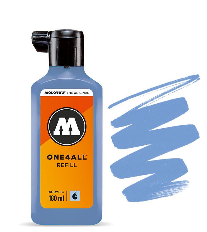 Molotow refill 180ml Blue Violet Pastel