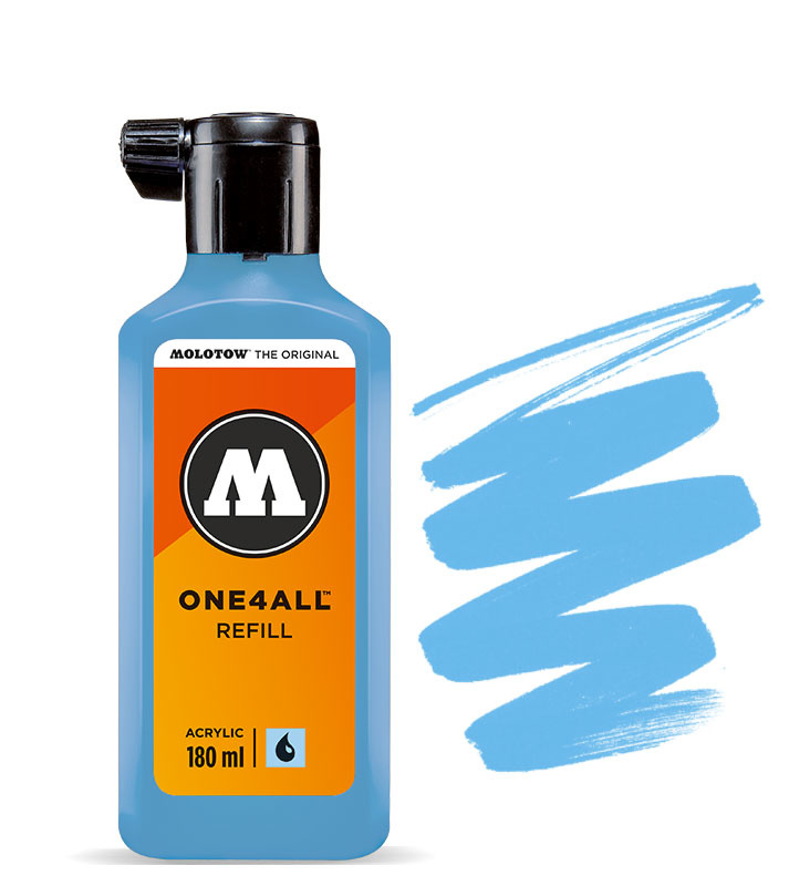 Molotow refill 180ml Ceramic Light Pastel