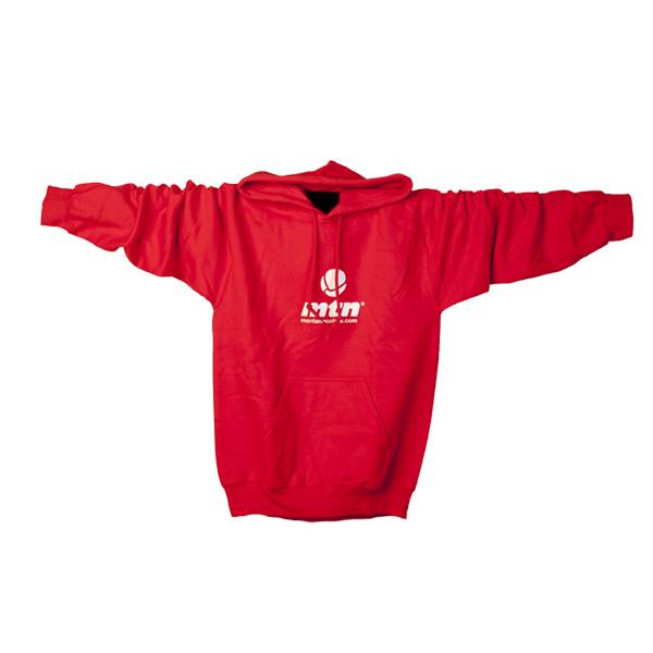 MTN Hoody  Red