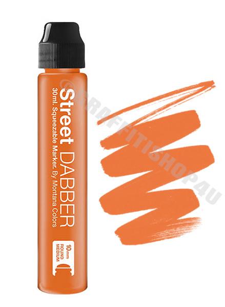 MTN Streetdabber 30ml Pastel Orange