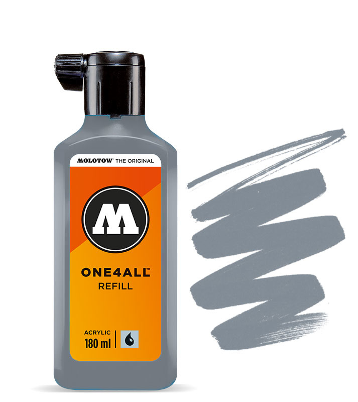 Molotow refill 180ml Cool Grey Pastel
