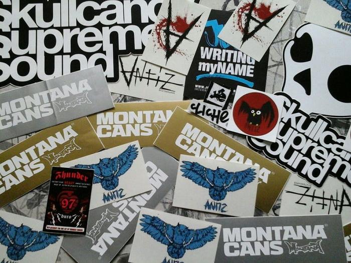 Gratis Stickers