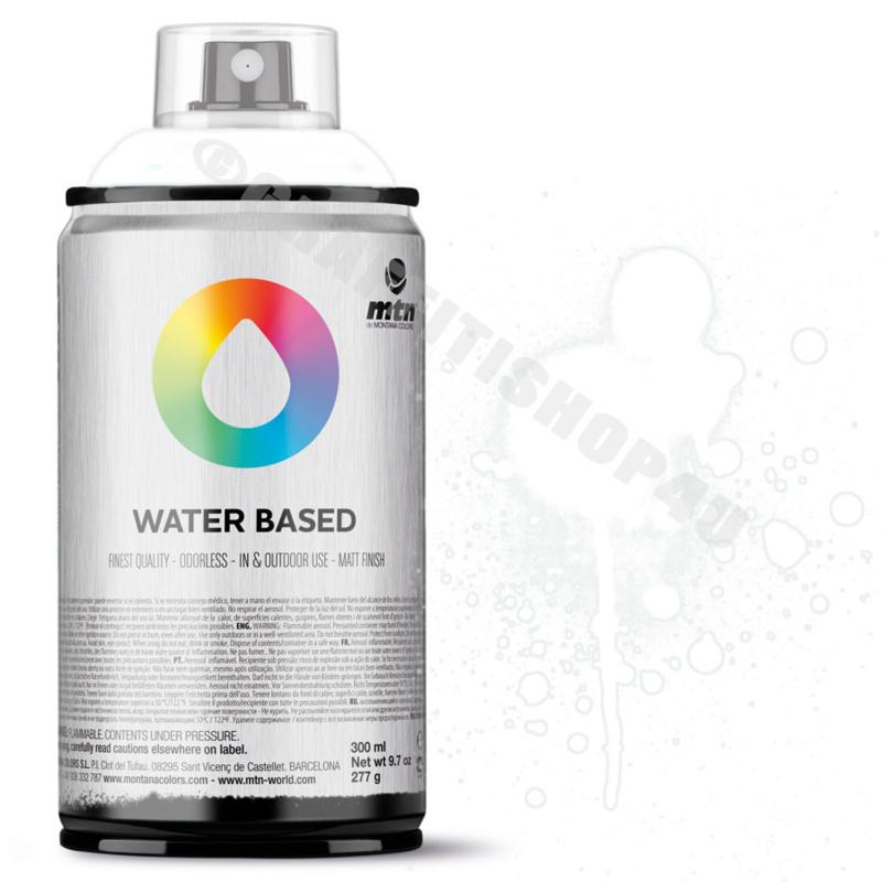 MTN Water Based Varnish  Matt