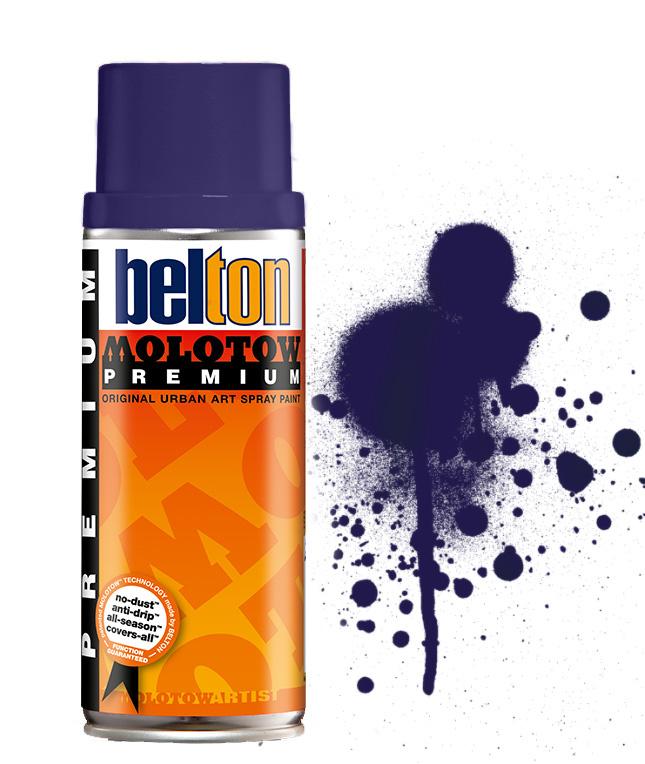 Molotow Premium Black Violet