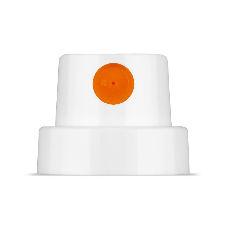 Molotow Silentfat  White/Orange