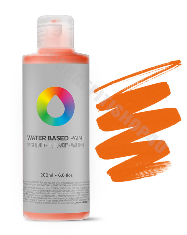 MTN WB Paint Azo Orange