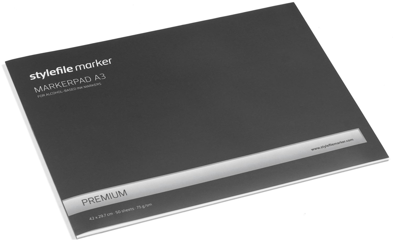 Stylefile  Premium markerpad A3
