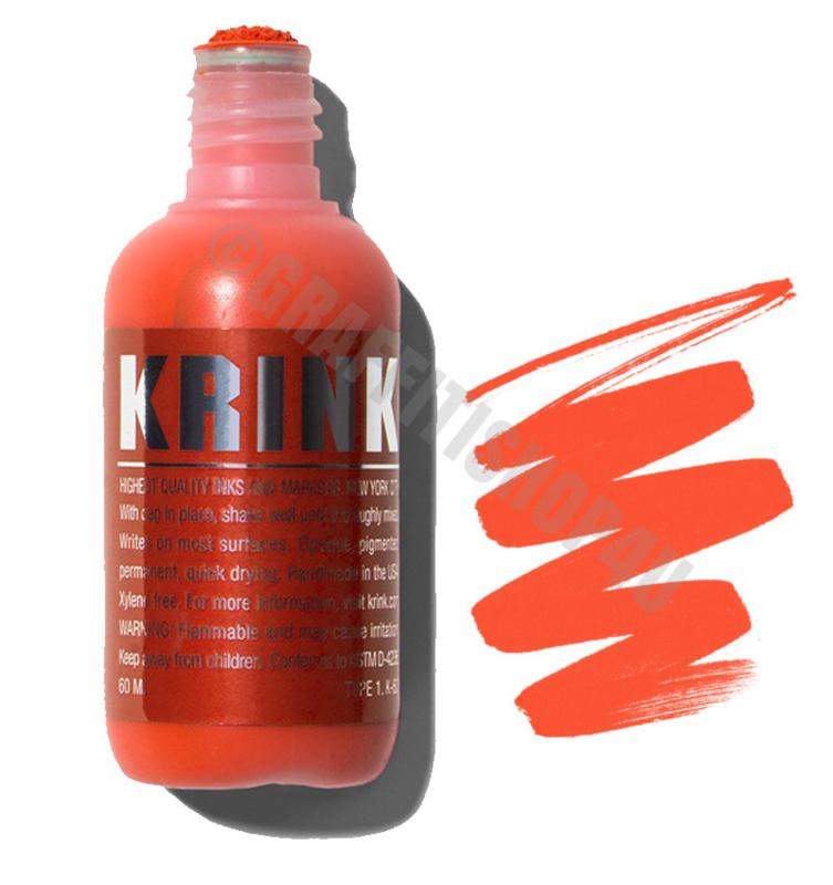 Krink K-60 Orange