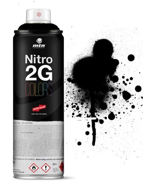 MTN Nitro 2G 500ml Black