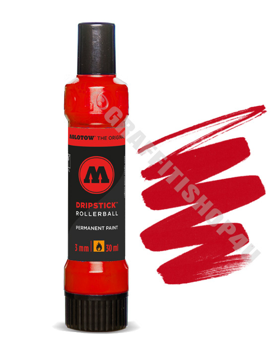 Molotow Dripstick Rollerball Traffic Red