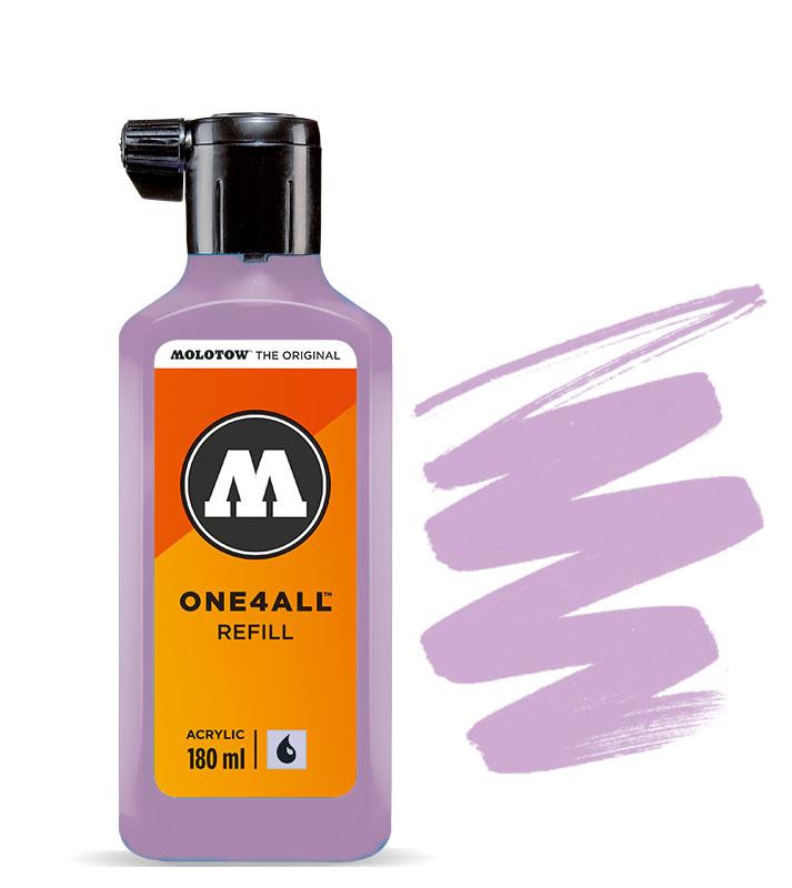 Molotow refill 180ml Lilac Pastel
