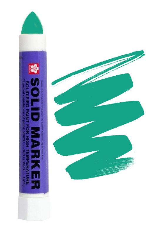 Sakura Solid Marker Green