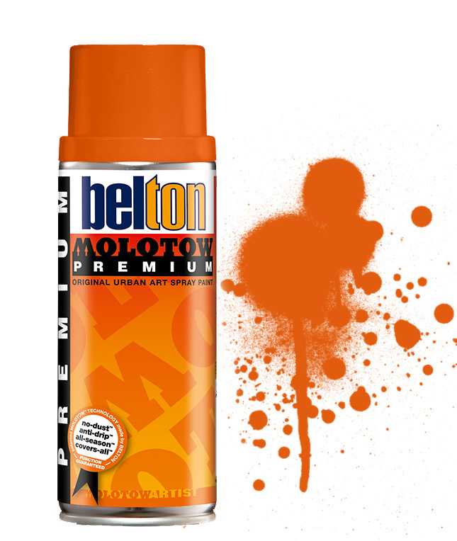 Molotow Premium  DARE Orange
