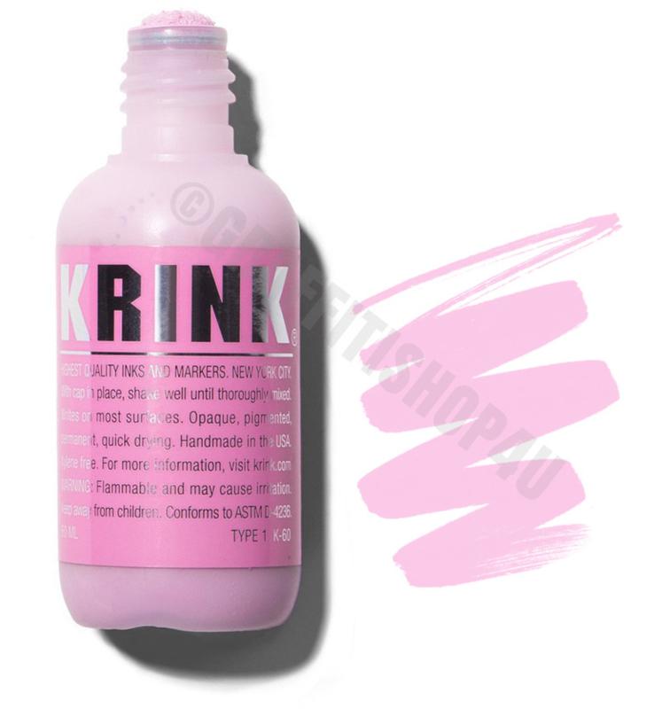 Krink K-60 Light Pink