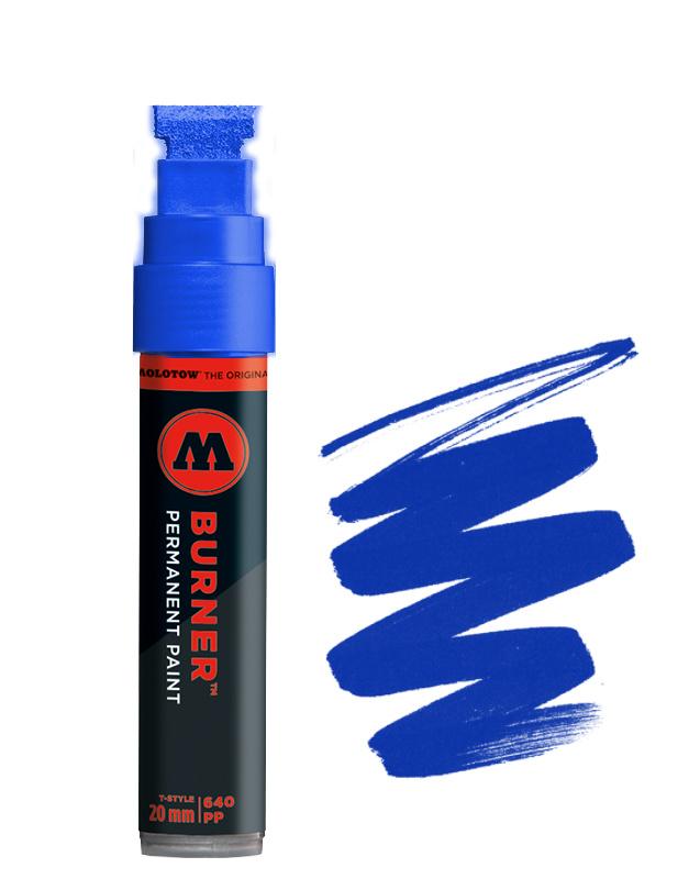 Molotow 640PP Burner Blue