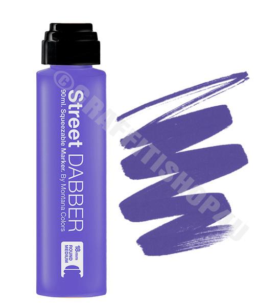 MTN Streetdabber 90ml Blue Violet