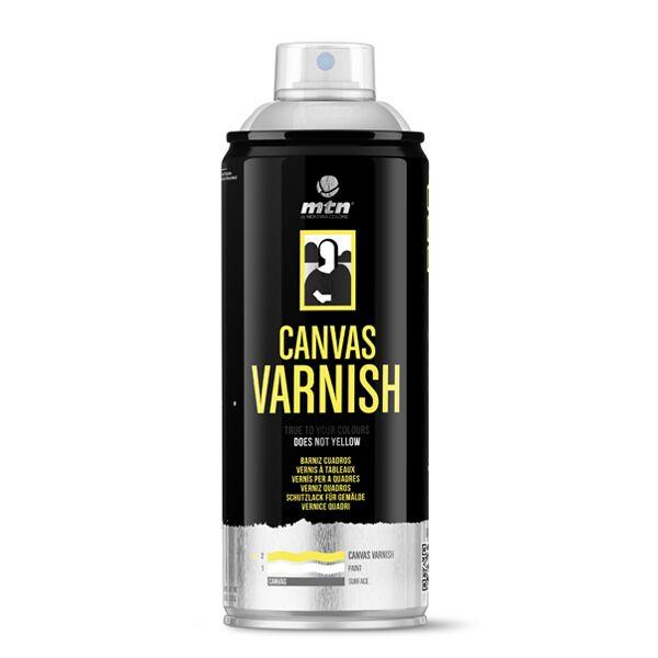 MTN Pro Canvas Varnish Satin