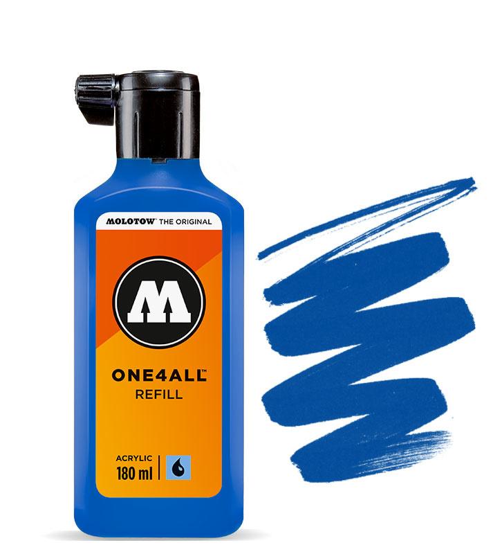 Molotow refill 180ml True Blue
