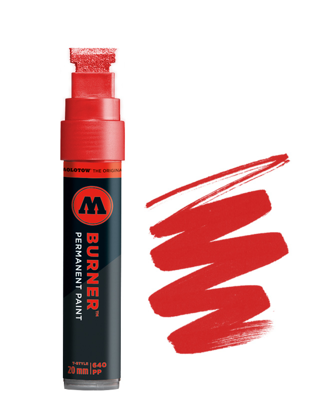 Molotow 640PP Burner Red