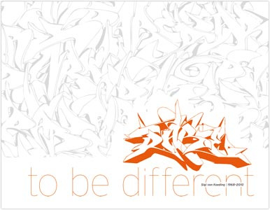 Boek  DARE to be different