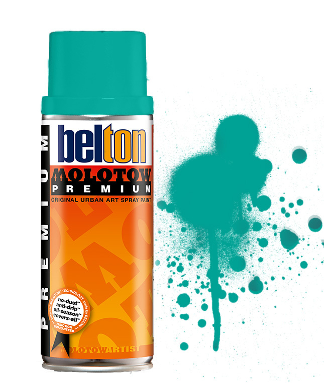Molotow Premium  Neon Turquoise