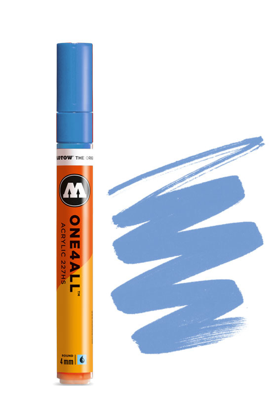 Molotow 227HS Blue Violett Pastel