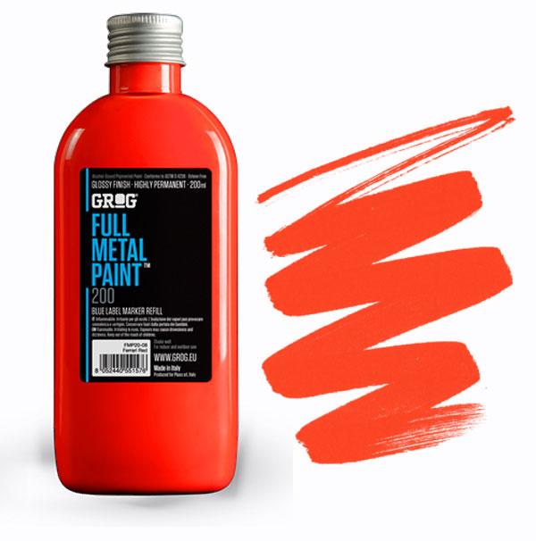 Grog FM Paint Neon Orange
