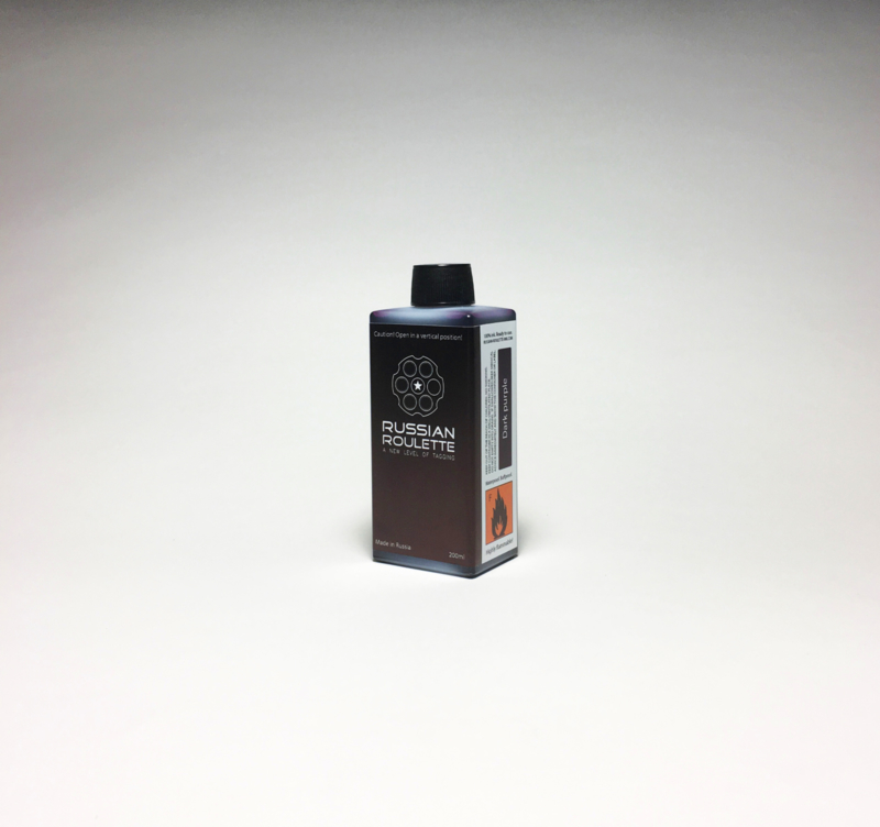 Russian Roulette Chocolate Brown ink 200ml