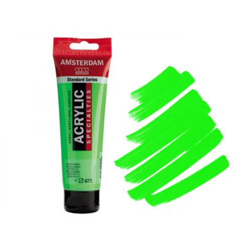Amsterdam Acryl 120ml Reflex Green