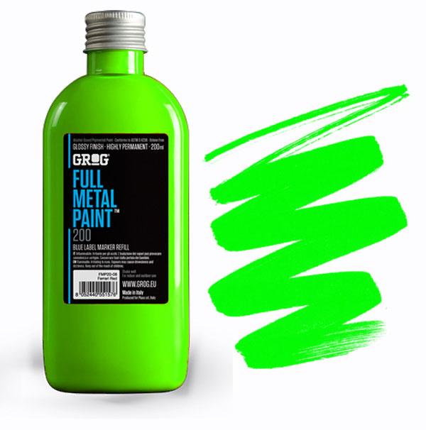 Grog FM Paint Neon Green