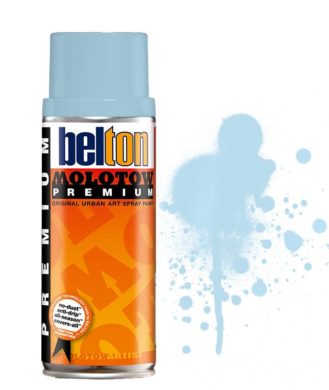 Molotow Premium  Shock Blue Pastel