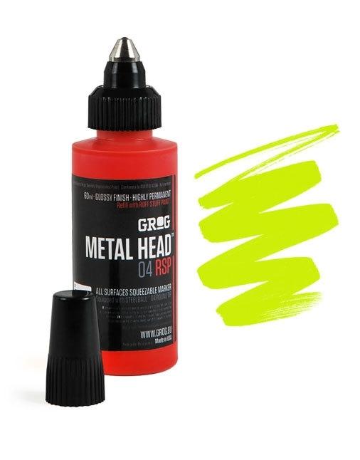 Grog Metalhead Marker Slimer Green