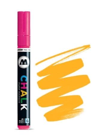 Molotow Chalk Marker 4mm Neonorange