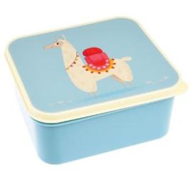Rex London lunchtrommel / broodtrommel Dolly Llama